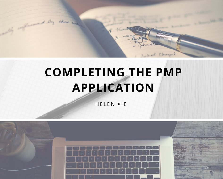 18.4.3 Completing the PMP Application