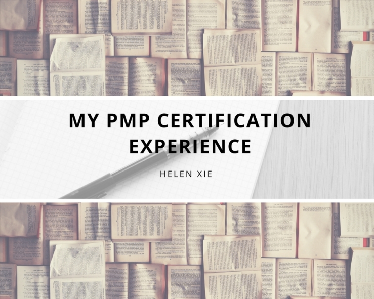 My PMP Certification Experience